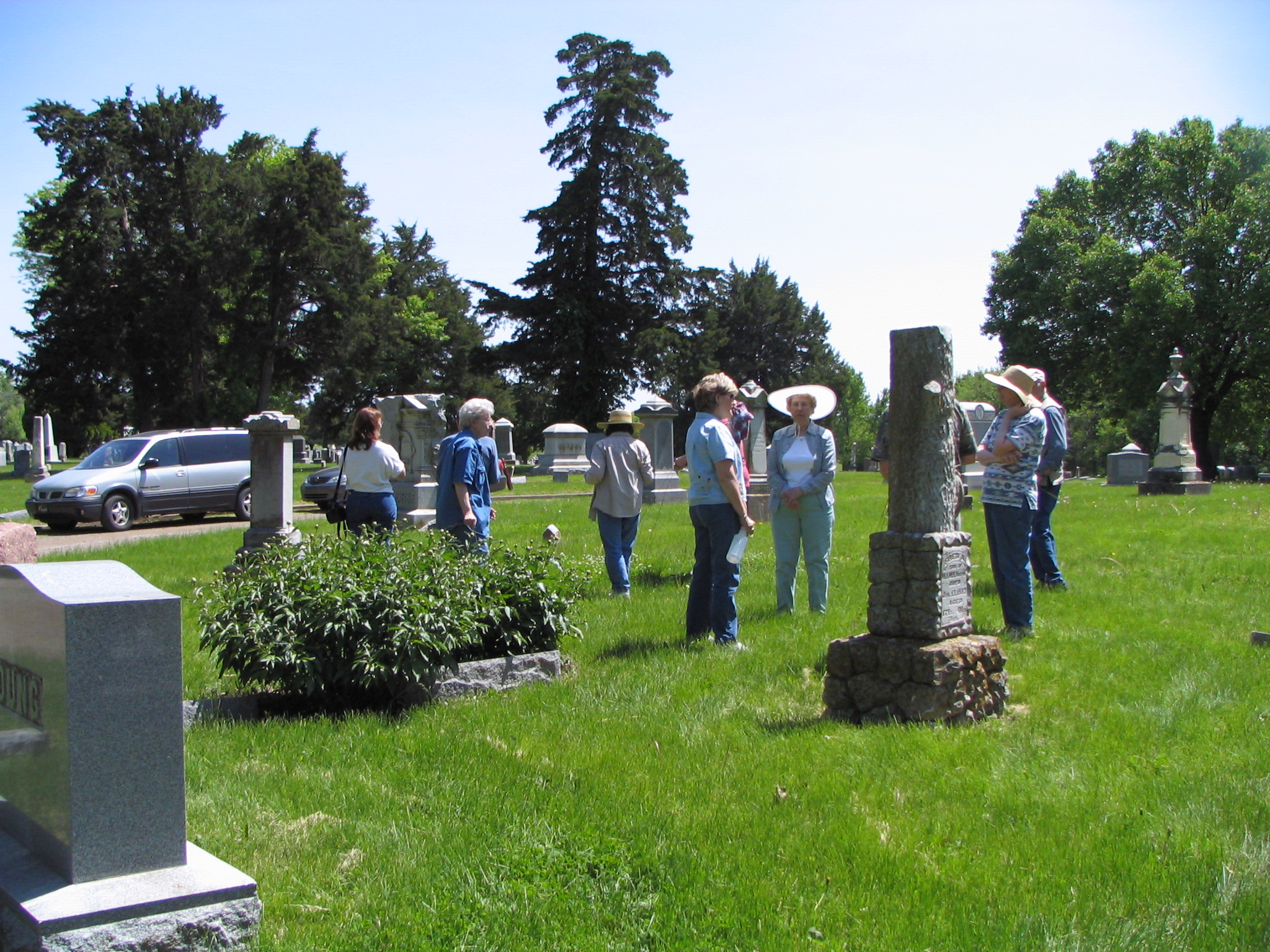 Cemetery Research Workshop